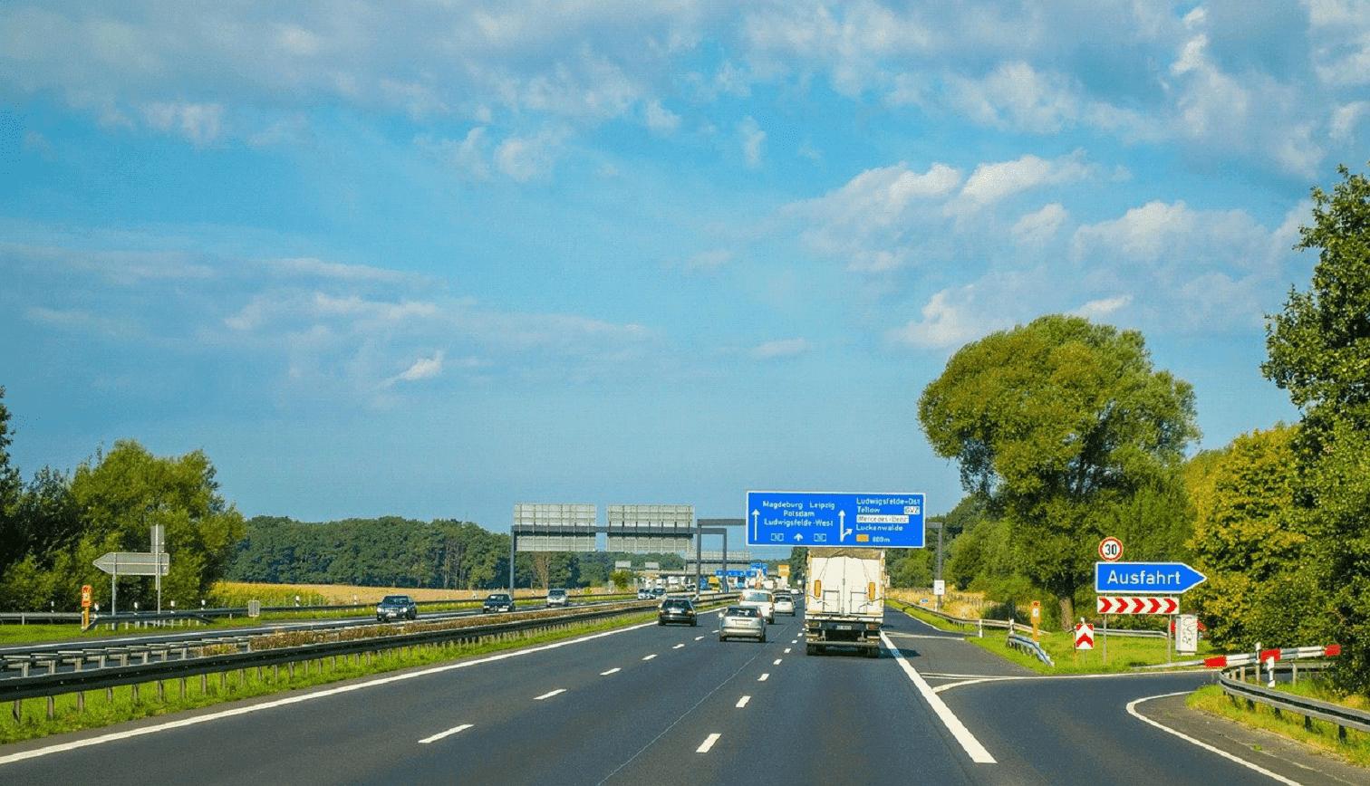marquage routier: signalisation routière